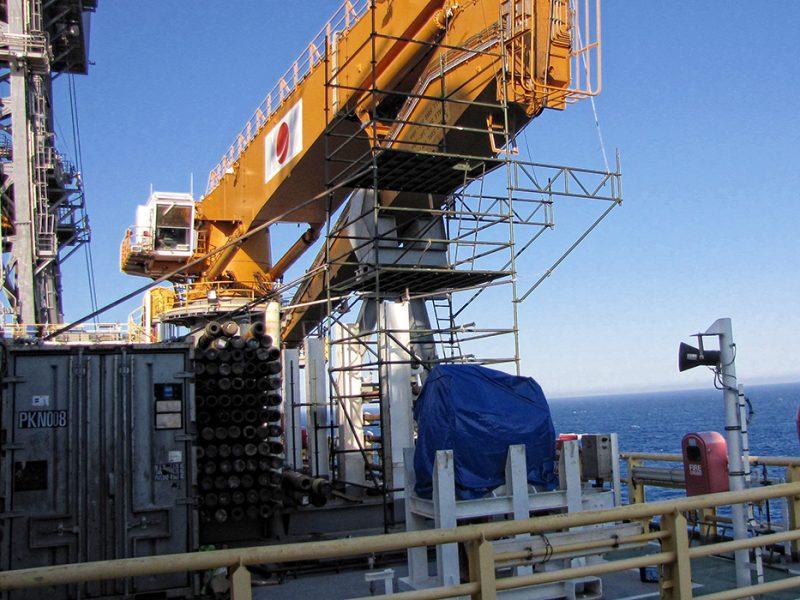 Pavlos Zenonos Amp Sons Ltd Ship Crane Maintenance