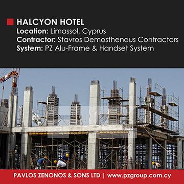 Pavlos Zenonos Amp Sons Ltd Scaffold And Formwork Systems